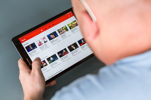 tablet a youtube