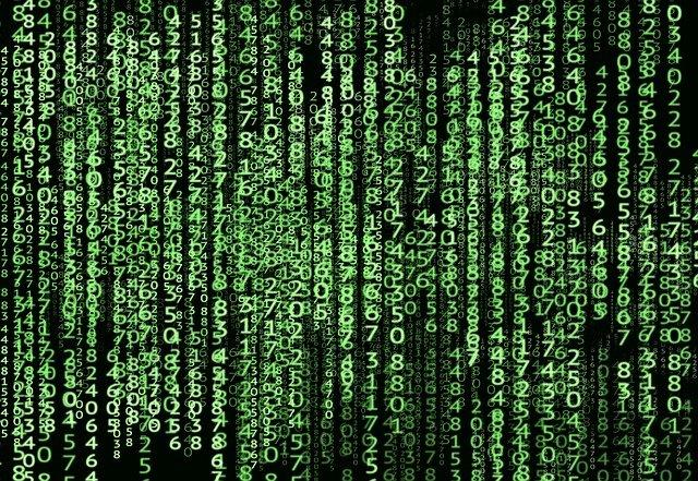 digitální data