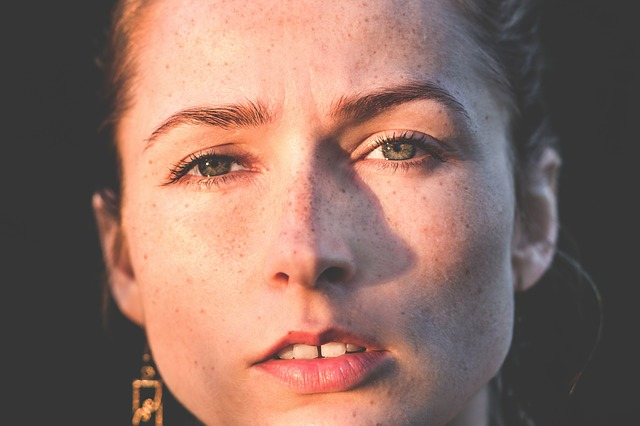pihatý obličej